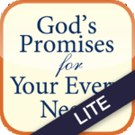 God's Promises for Your Every Need Lite: Devotional by Jack Countryman