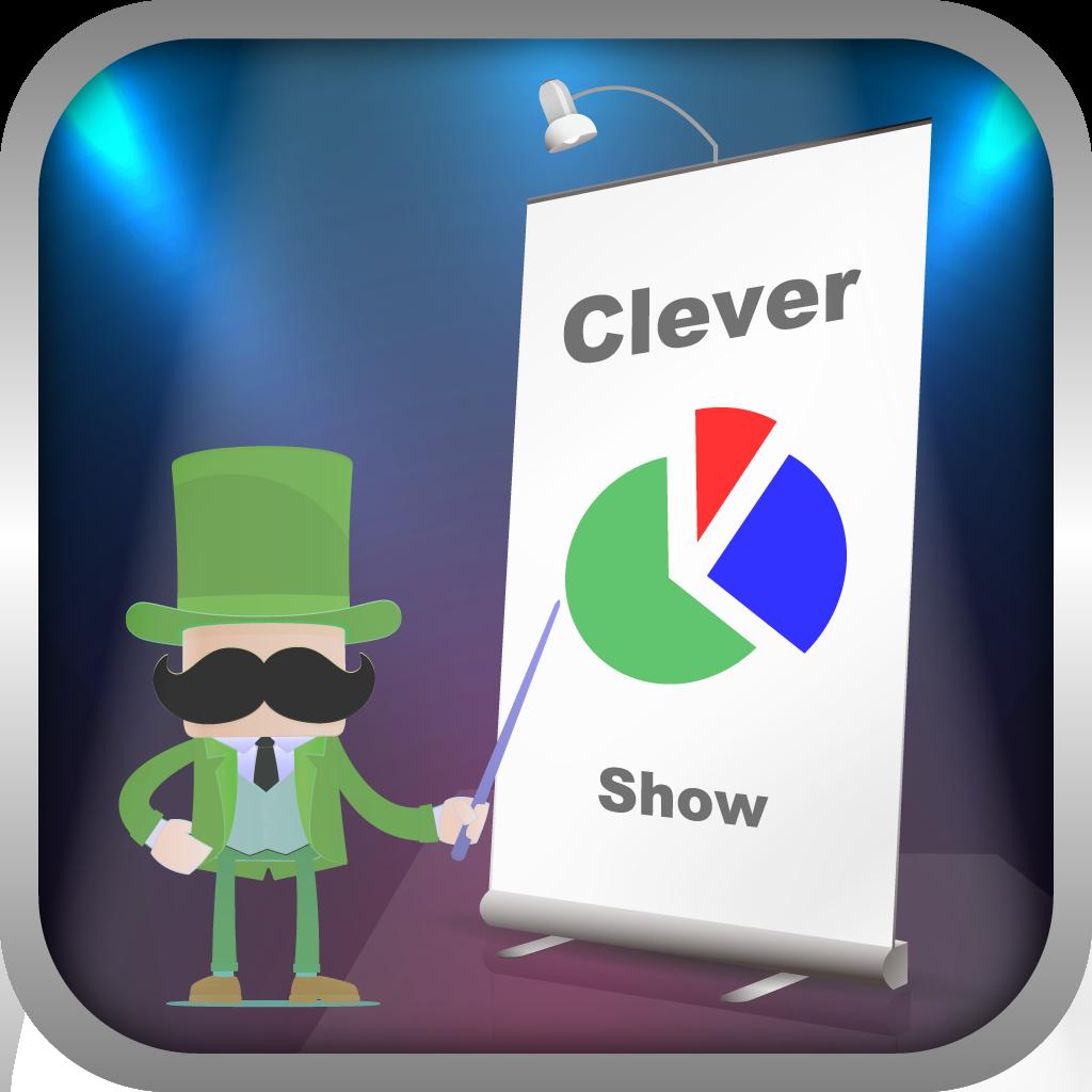 Clever Show - 簡単プレゼン作成!